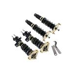 2005-2010 BMW 650i BR Series Coilovers with Swif-2