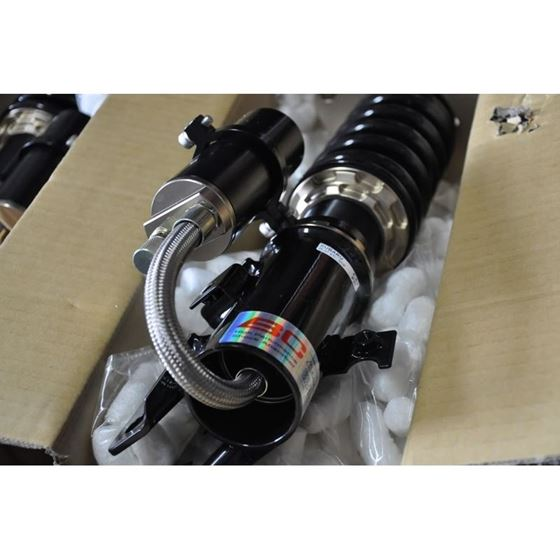 1988-1991 Honda Civic ER Series Coilovers with S-4