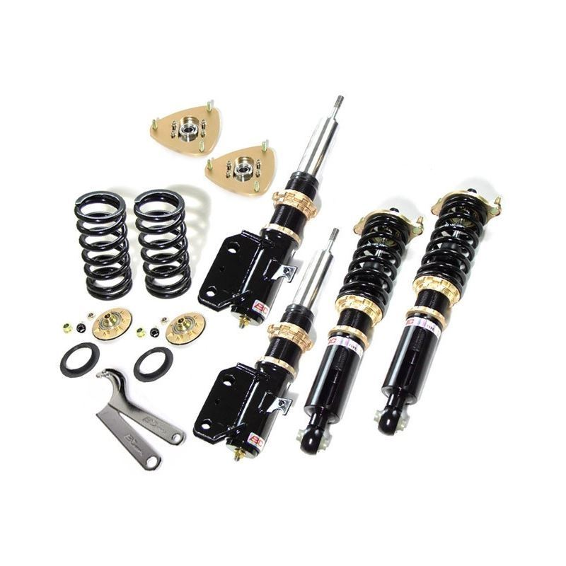2006-2008 BMW 328xi BR Series Coilovers with Swift